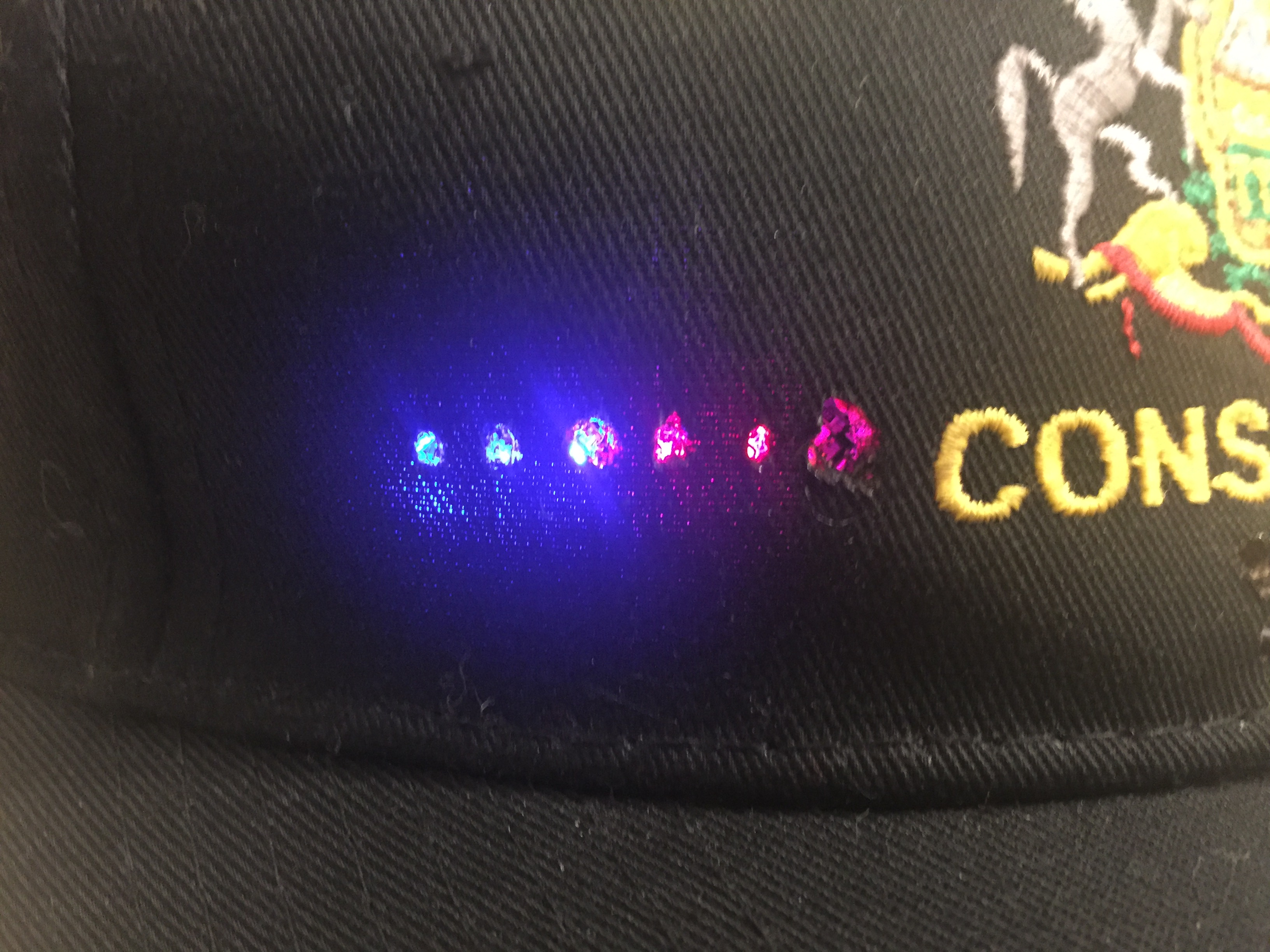 Picture of Lit Constable Hat