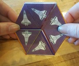 Hexaflexagon Fun