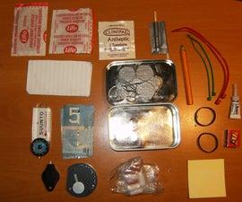 Urban Altoids Survival Kit