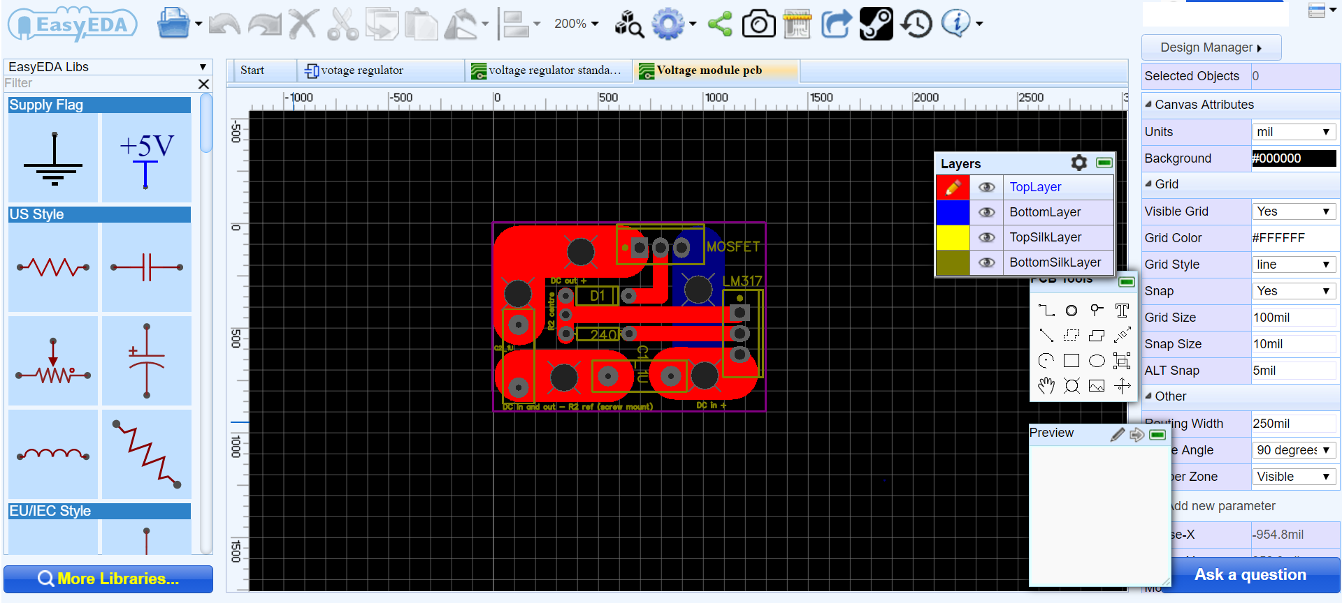 Picture of Design the Circuit