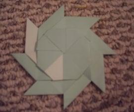 Transforming Paper Star