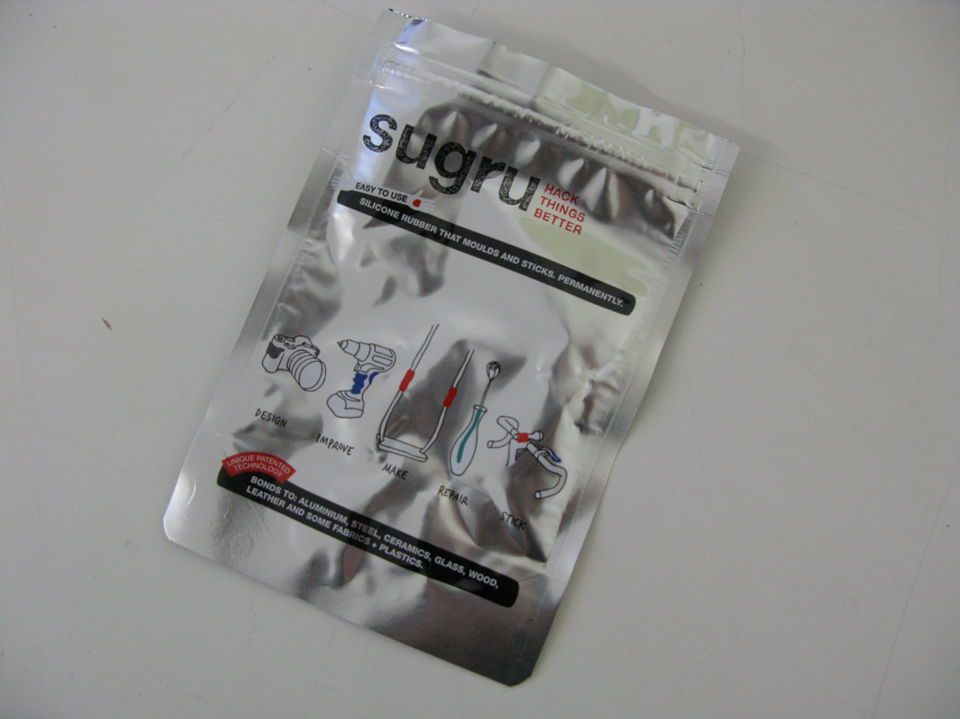 Picture of Use Your Sugru Pouch