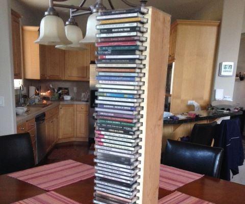 Easy CD Tower