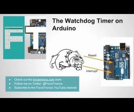 How to Use the Watchdog Timer on Arduino