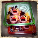 Gena Rumple's Three Little Steampunk Pigs Bento Box