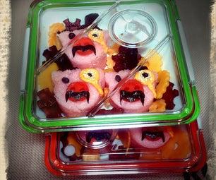 Gena Rumple's Three Little Steampunk Pigs Bento Box
