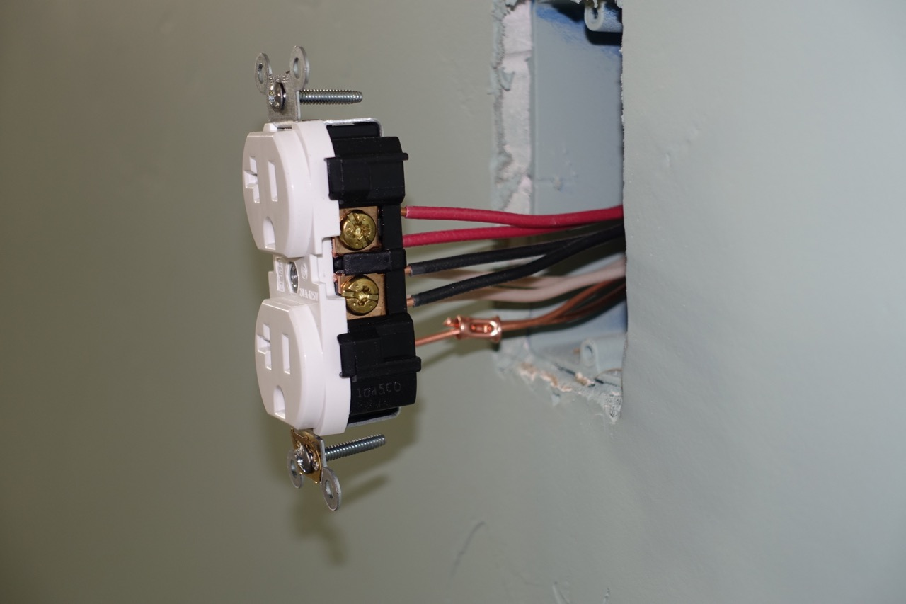Picture of More Power for Shop Receptacles: Shared Neutral Wiring
