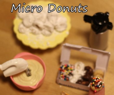 Micro Donuts