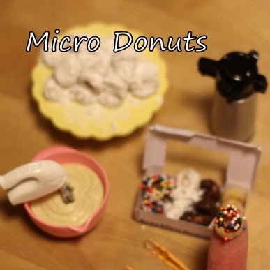 Micro Donuts