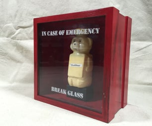 """The """"In Case of Emergency..."""" Display Box"""