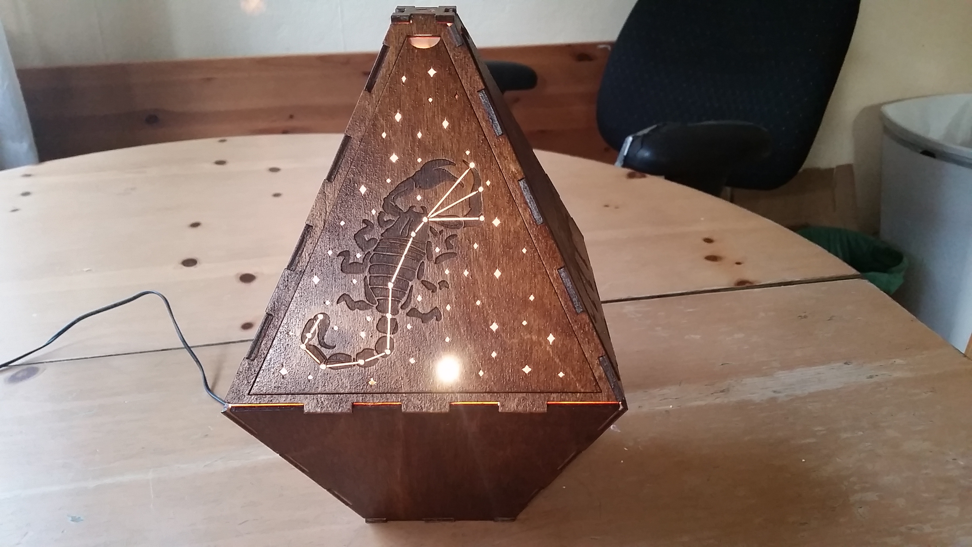 Picture of Constellation Lamp