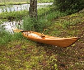 Cedar Strip Kayak