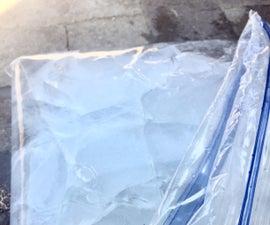 Cooler Ice Blocks