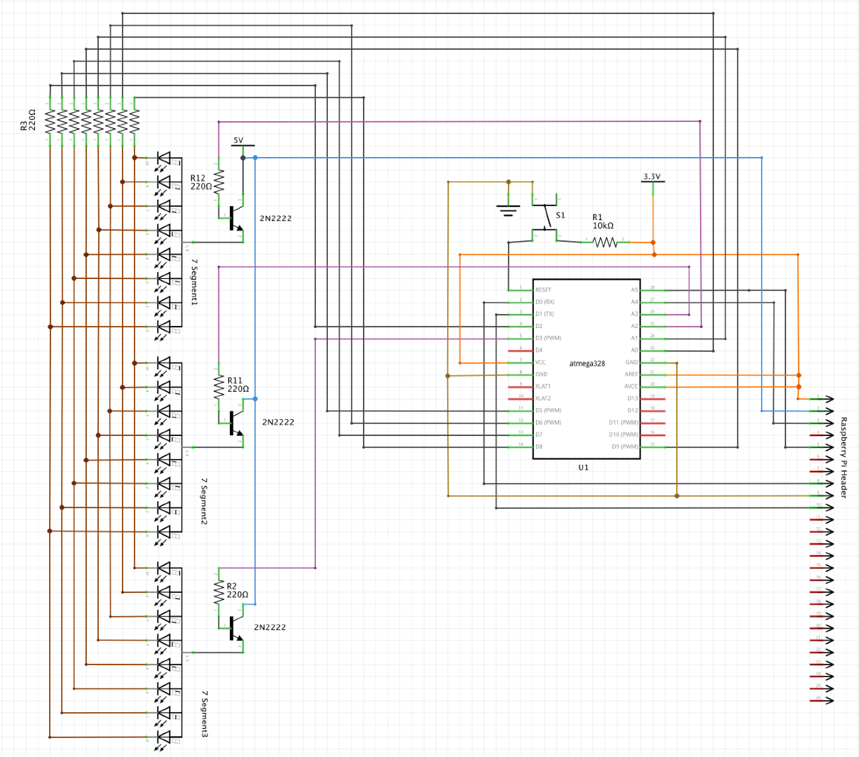 Picture of Schematics/connections