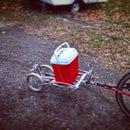 Bicycle Trailer DIY Boat Trailer Tag Along Trailer Buddy Trailer Multi Purpose