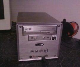Dual Operating System Computer with no OS menu!