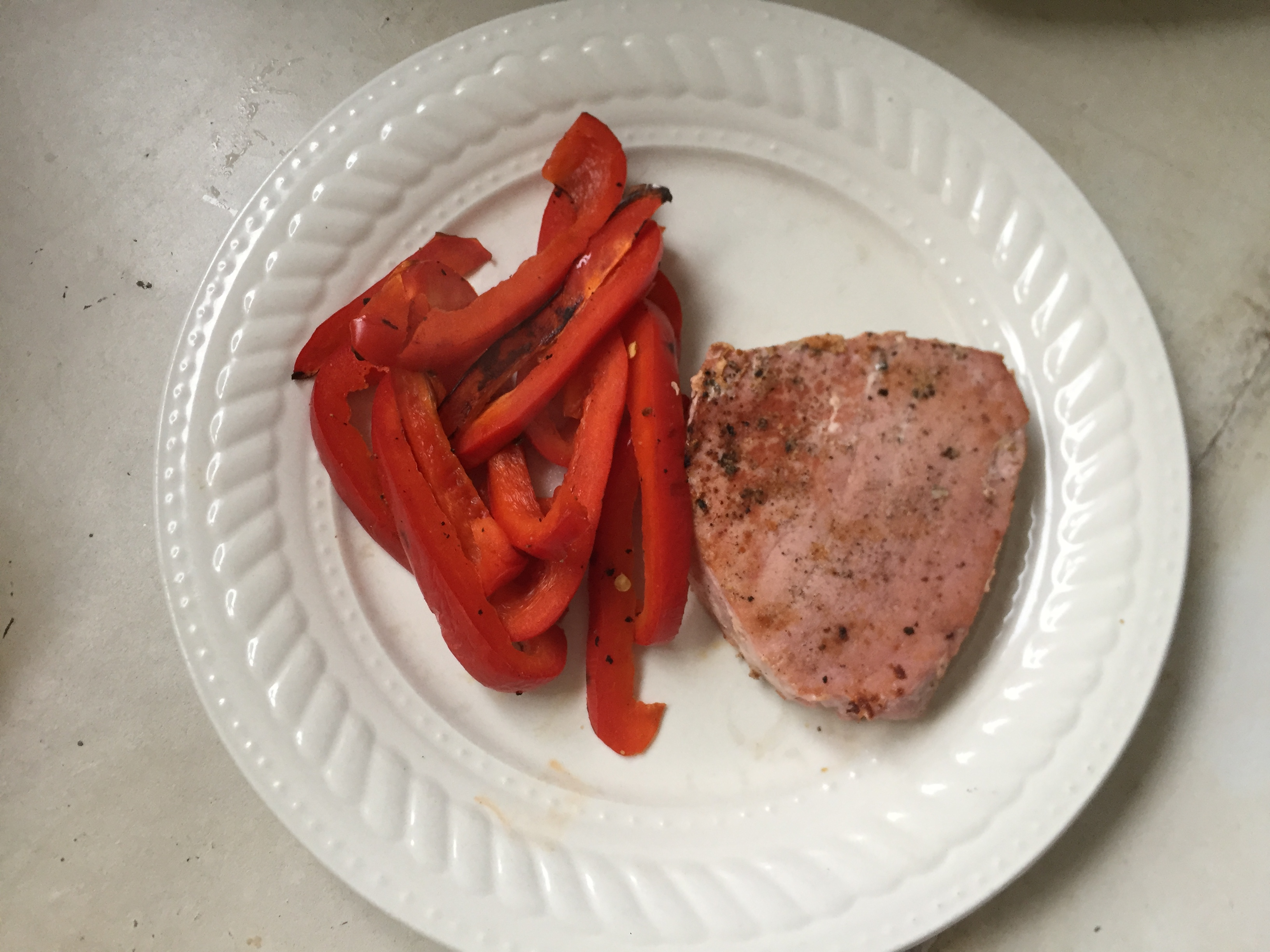 Picture of Spicy Tuna & Red Pepper