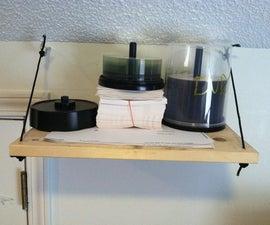 Quick and Easy DIY Shelf