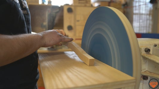 Cutting Dovetails & Handle