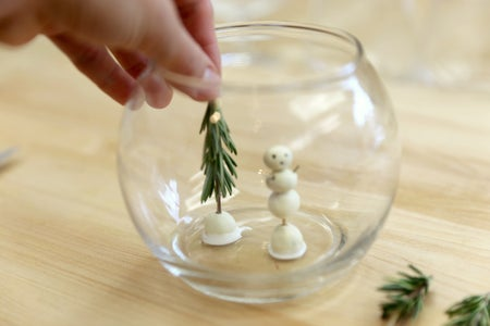 Making Your Snowman & Tree Supports