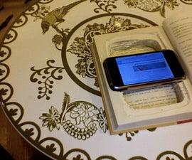 Top Seekrit iPhone Book Safe!