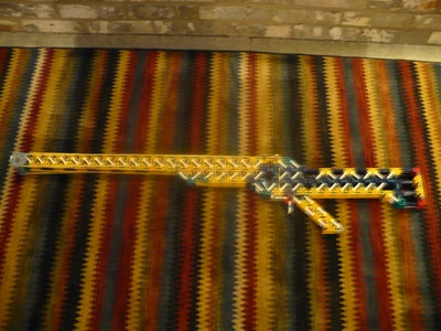 KPA-3 High Power Knex Gun