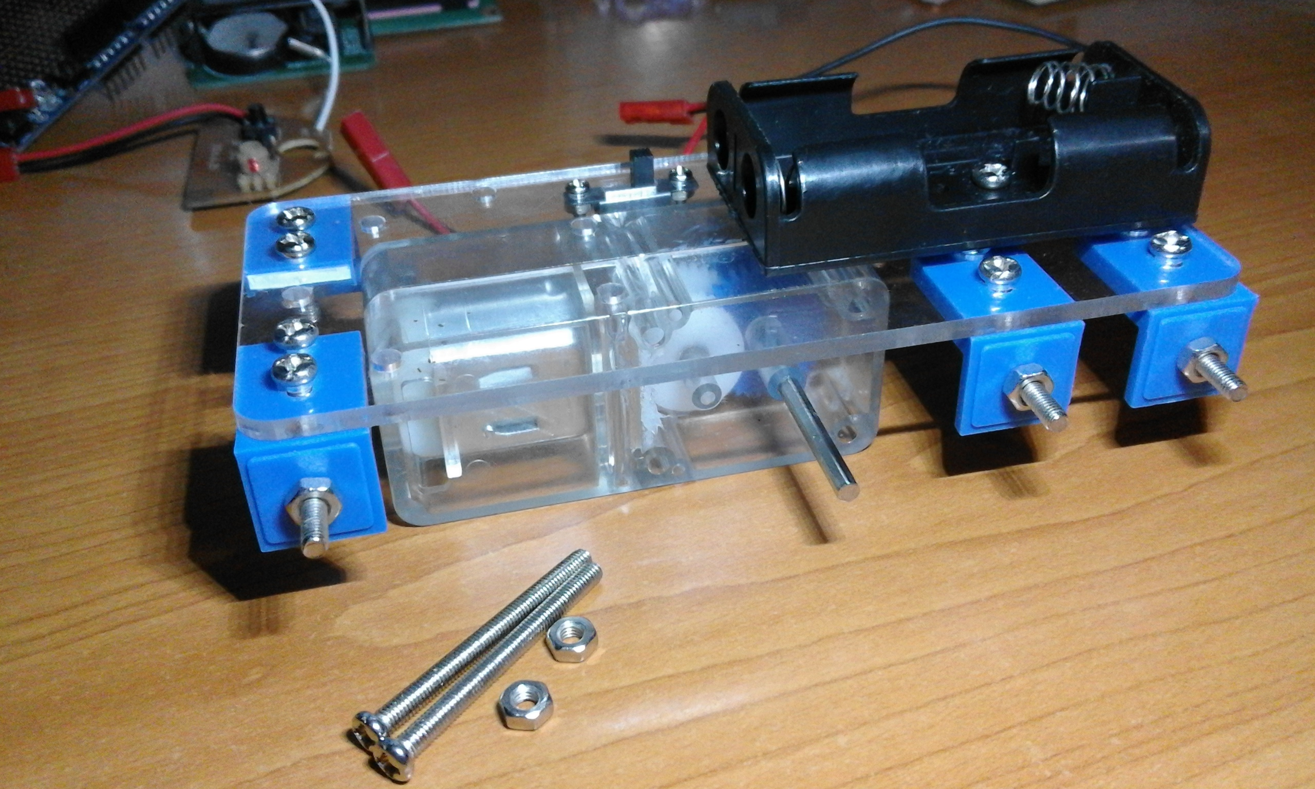 Picture of The Gearbox