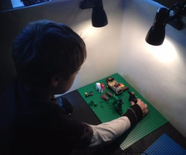 LEGO Stop Motion Stage