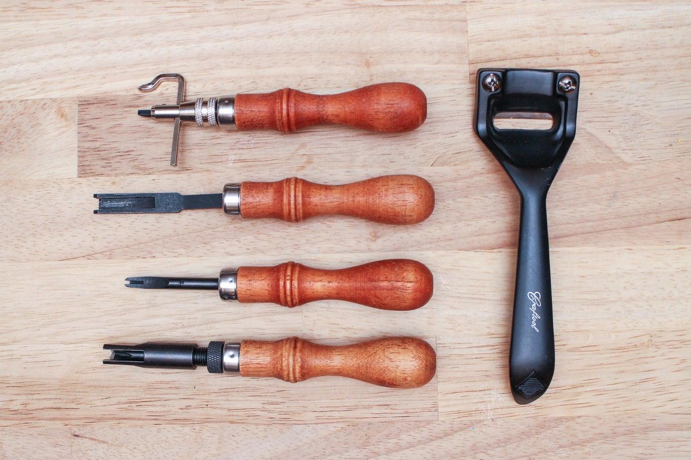 Subtractive Tools