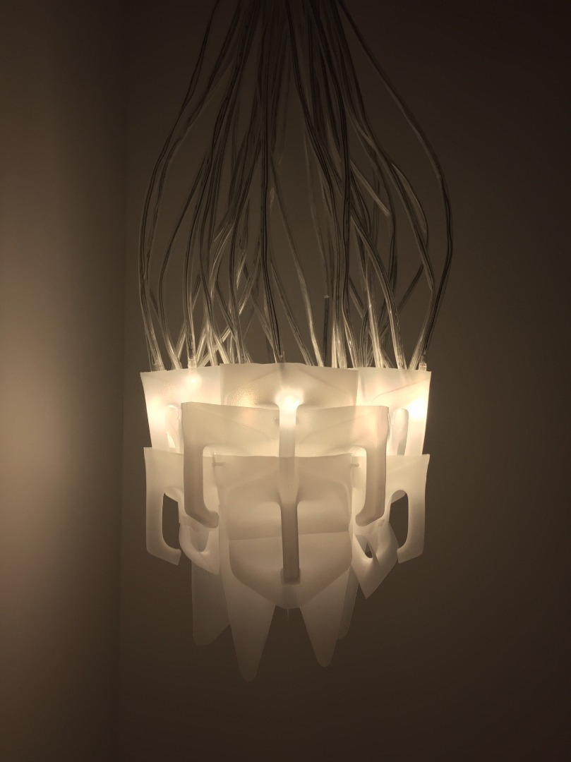 Picture of HDPE Upcycling Lamp