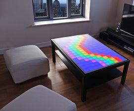 The DIY LED Table Kit