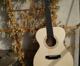 How to Make an Acoustic Guitar