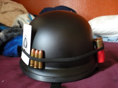 How to Customize Your Airsoft Helmet for Airsoft or Halloween