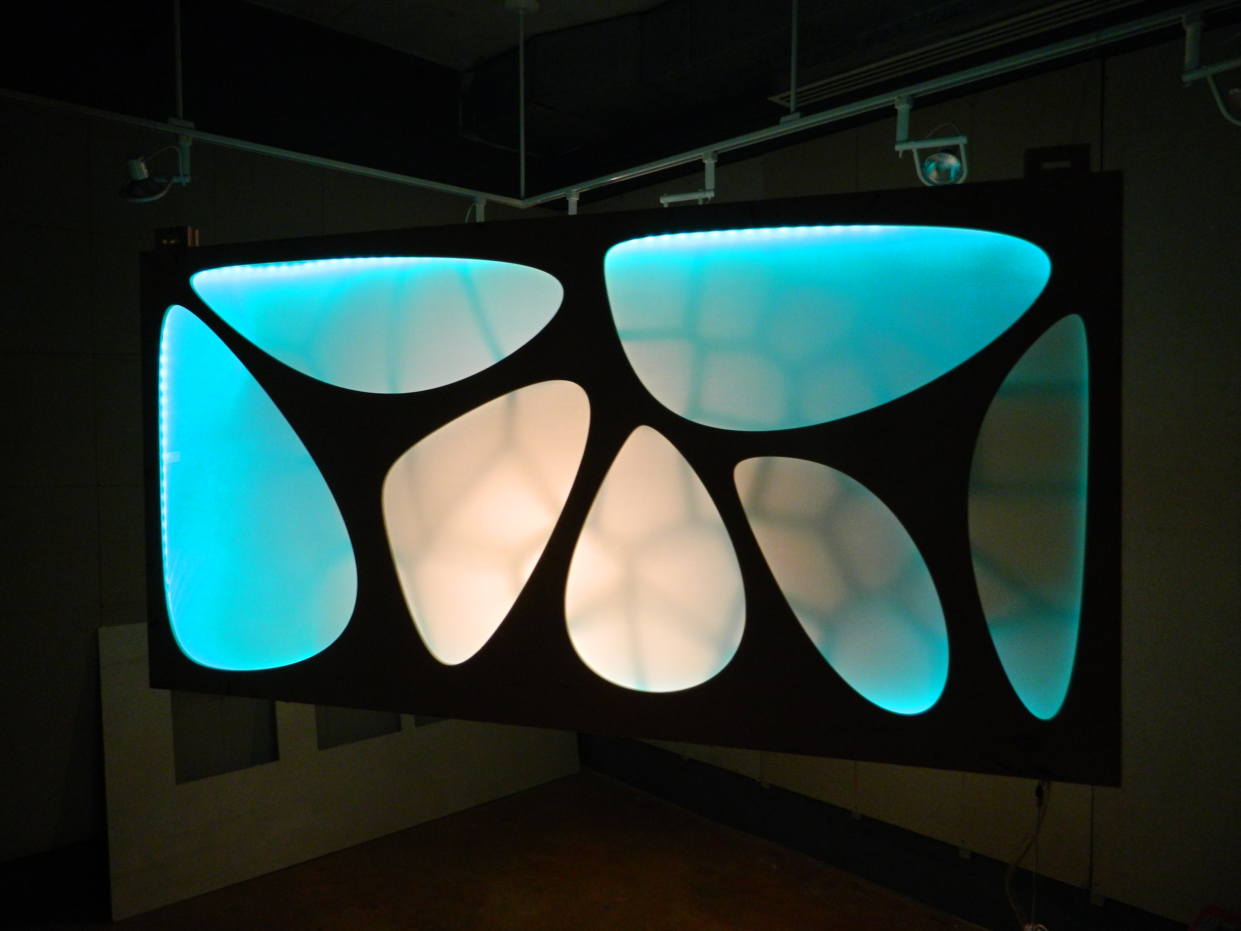 Picture of Bubble Wall | Interactive, Inflatable Panel