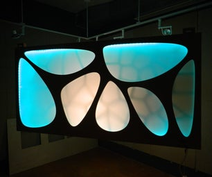 Bubble Wall | Interactive, Inflatable Panel