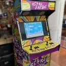 2-Player Stand-Up Retro Arcade by Micro Center