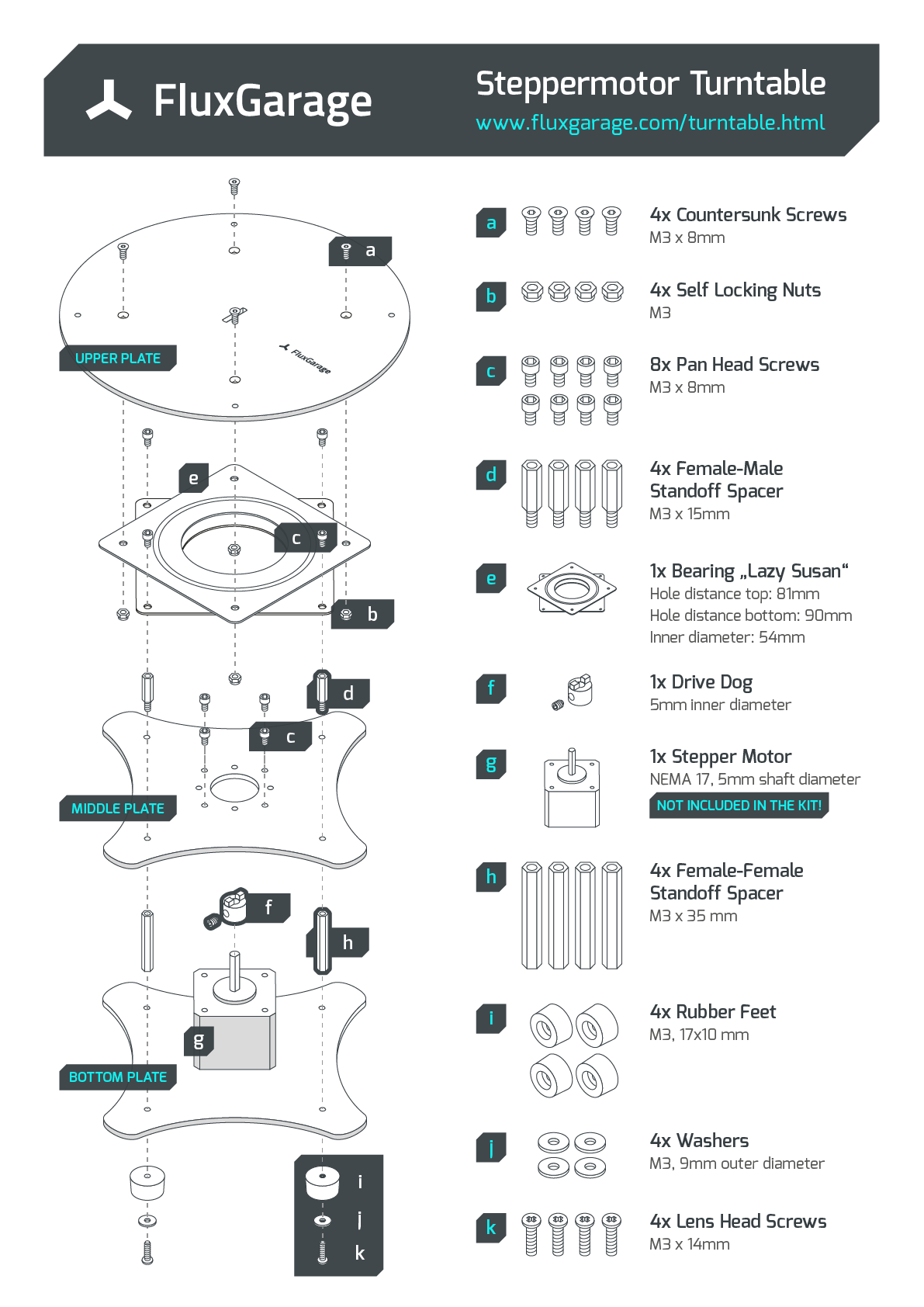 Picture of Gather Parts and Tools and Files