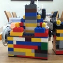 Lego Itouch and iPod Shuffle Docking Stations