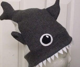 Shark Attack Hat