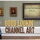 DIY Good Lookin' YouTube Channel Art