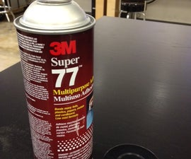 Stick Together: How to Properly Use Super 77 Spray Adhesive