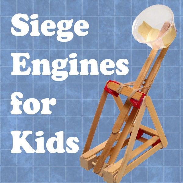 Mini Siege Engines