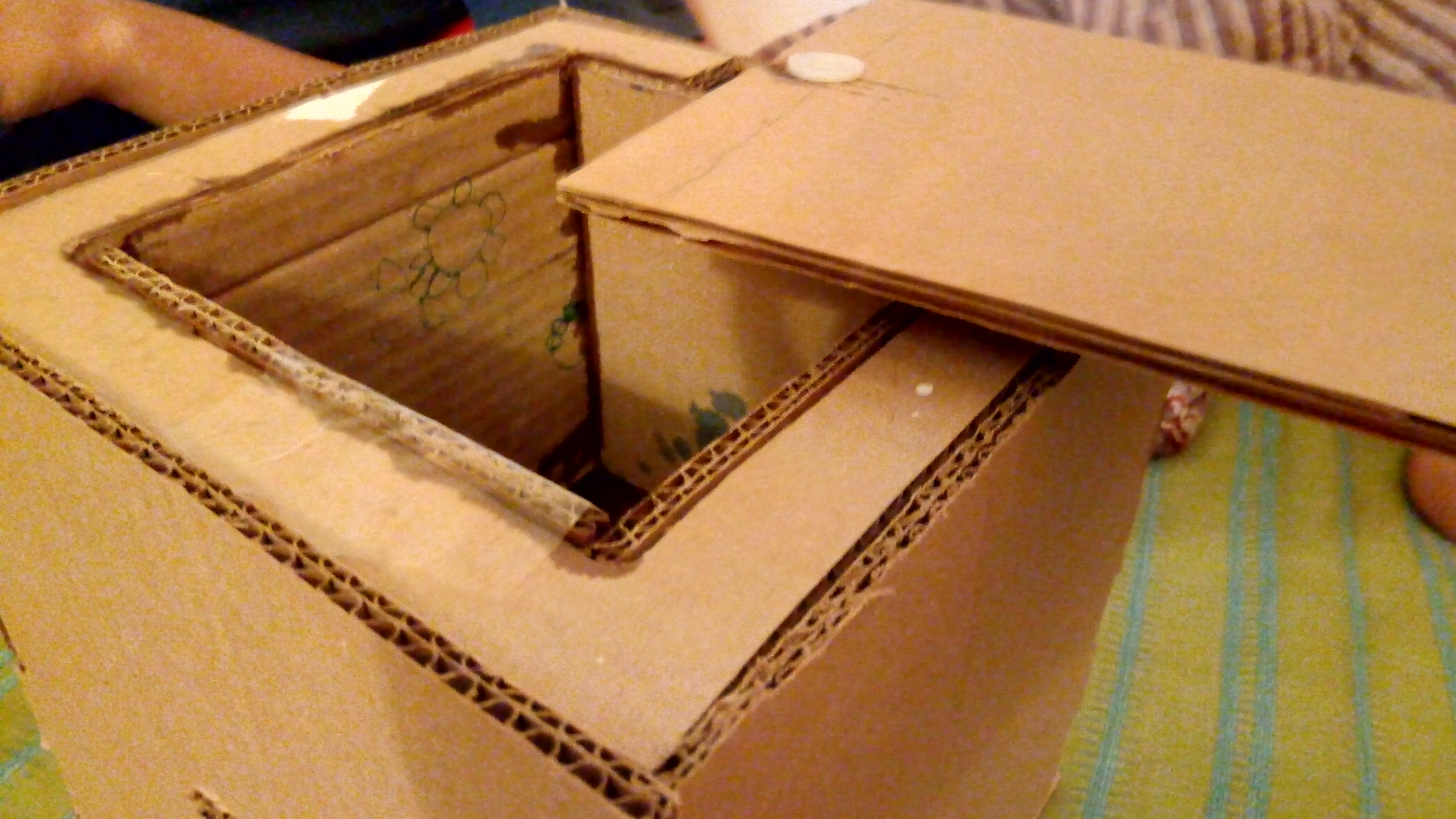 Picture of PROTOTYPING : Making a Cardboard Model
