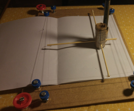 Analogic Drawing Pad