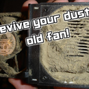 Add A Temperature Switch To Your Dusty Old Fan!