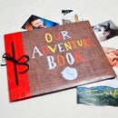 Adventure Book From Up