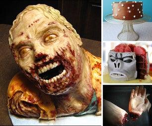 15 Halloween Cakes