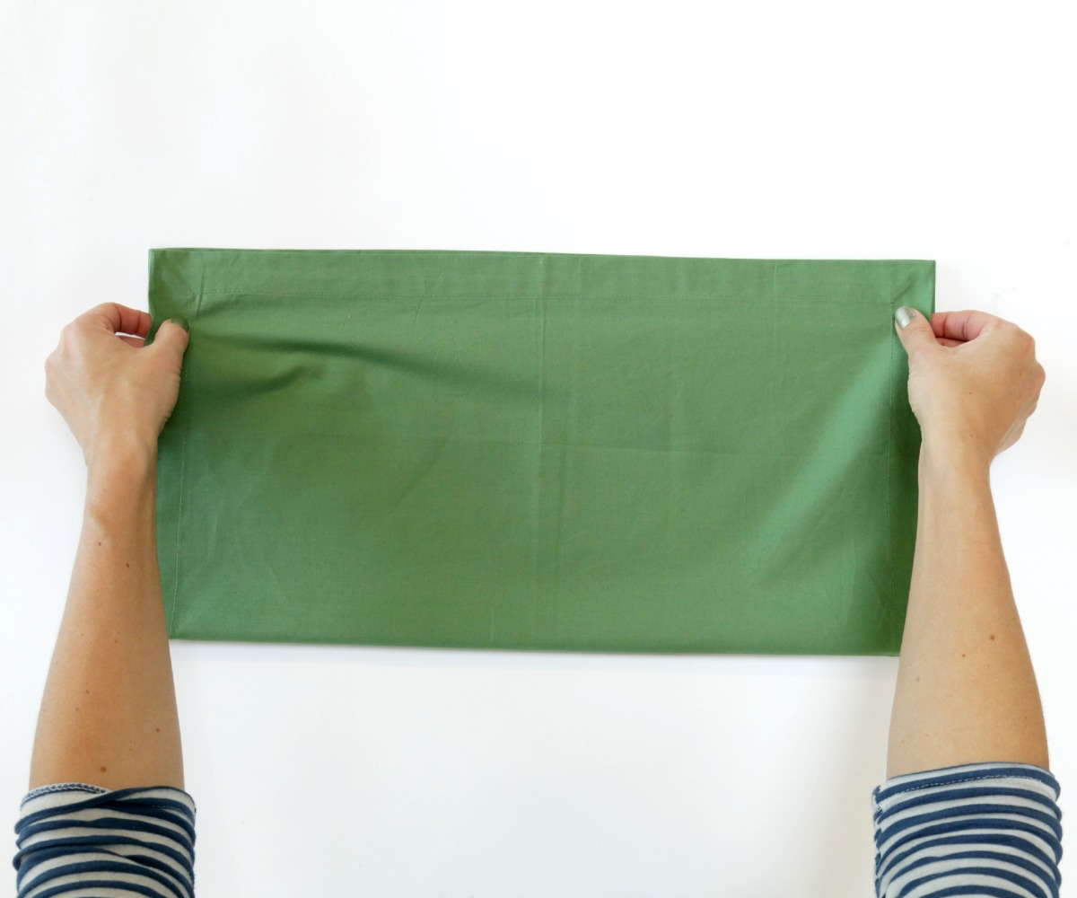 Picture of Fold the Napkin in Half