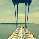 How To Stop A 630' Great Lakes Freighter On A Dime