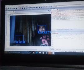 Face Detection+recognition